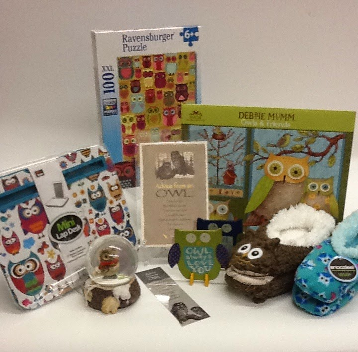 Gifts for the Owl lovers