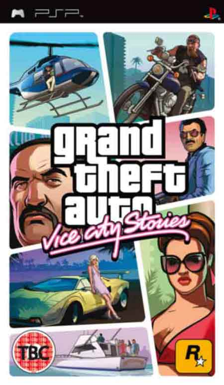 GTA: Vice City Stories | Fire2Games: Free PSP & PS2 Games