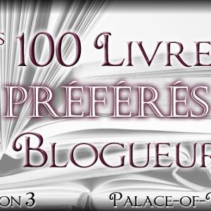 Les 100 livres préférés des blogueurs V3 - j'en suis là !