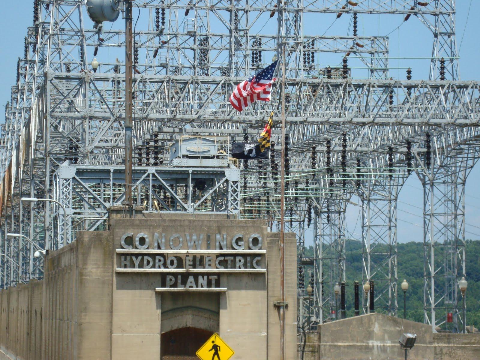 Conowingo Hydroelectric Plant Tour