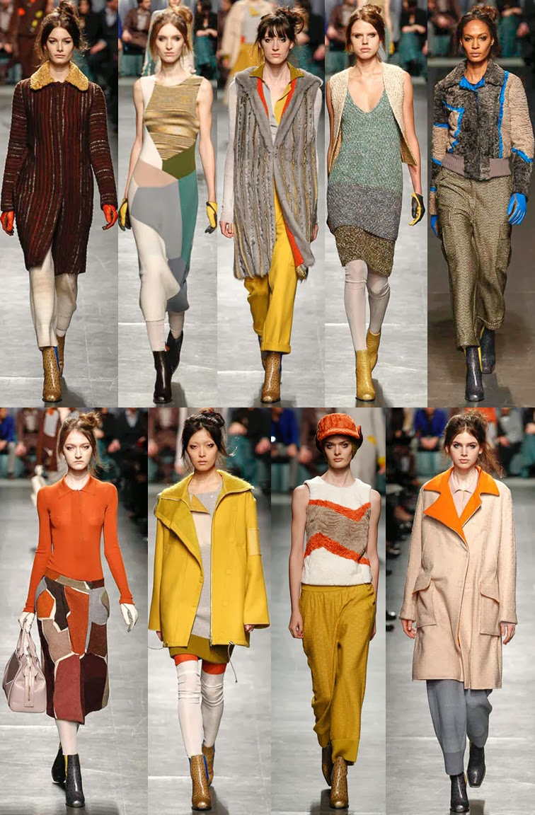 Missoni fall winter 2014 runway collection, FW14, AW14, MFW, Milan fashion week