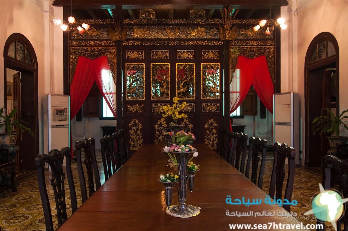 متحف جزيرة بينانج البيراناكان بجورج تاون ماليزيا