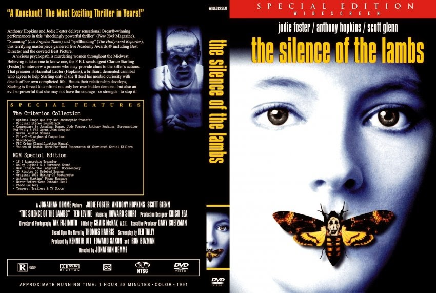 FILM, SILENCE OF THE LAMBS