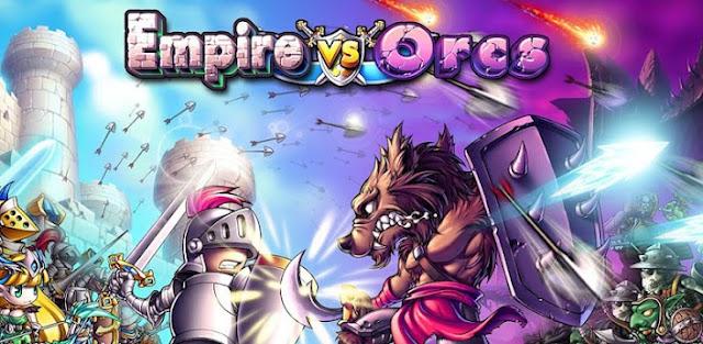 Empire VS Orcs apk
