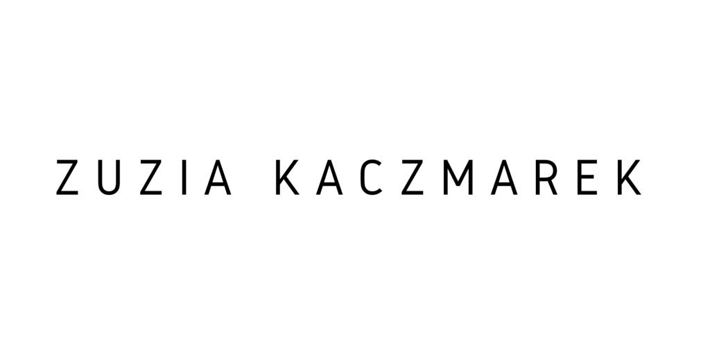 ZUZIA KACZMAREK