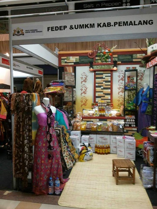 Pameran Finance dan UMKM EXPO 2015 di Ciputra Mall 8 sampai 12 April 2015