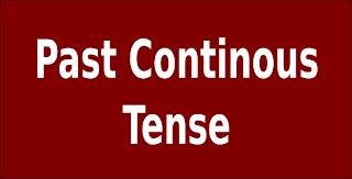 Past Continous Tense ~  Cara cepat dan mudah belajar bahasa inggris