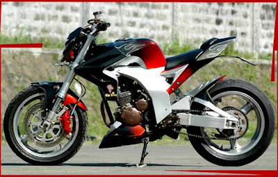 scorpio modif street fighter