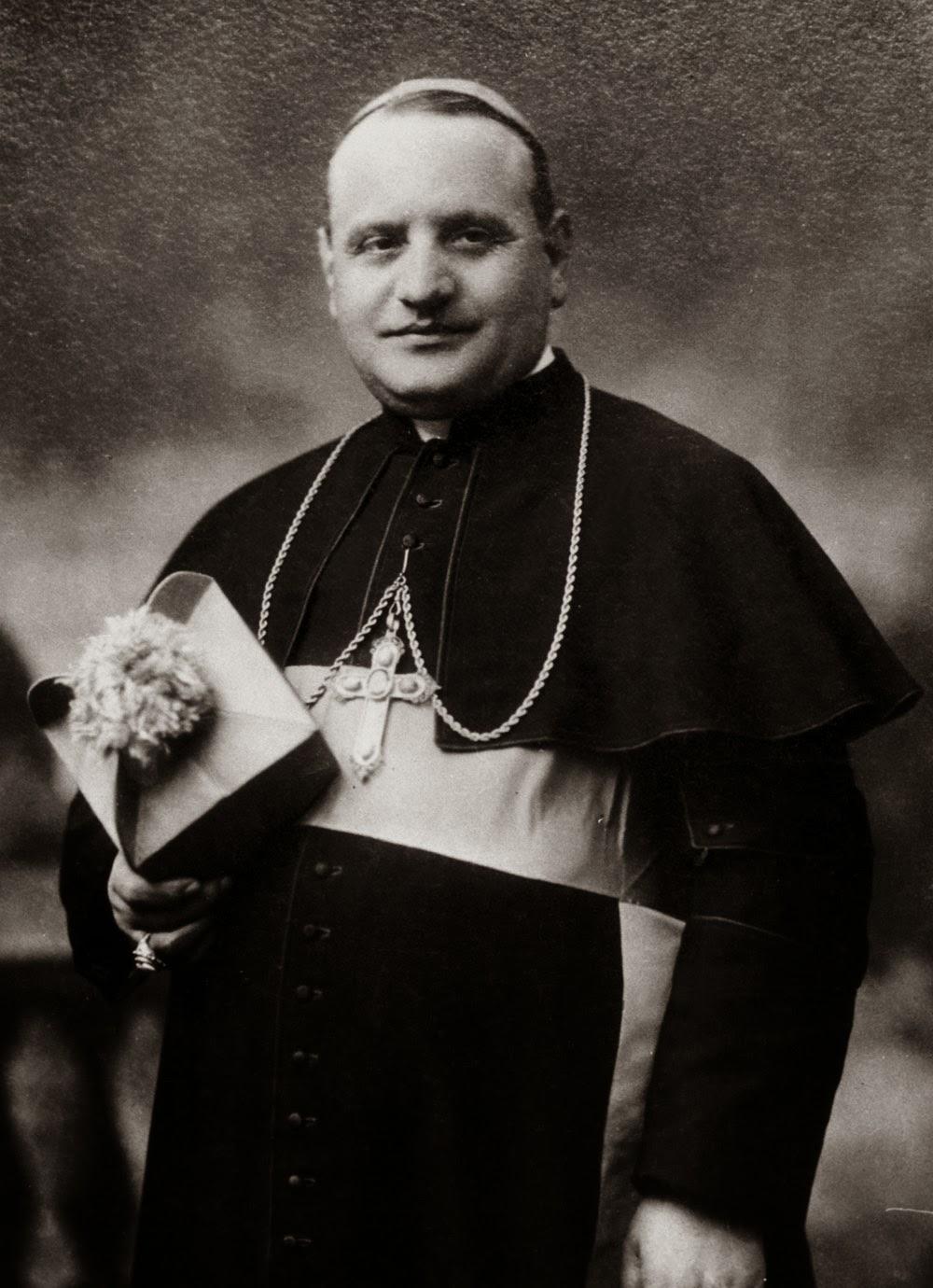Som biskop