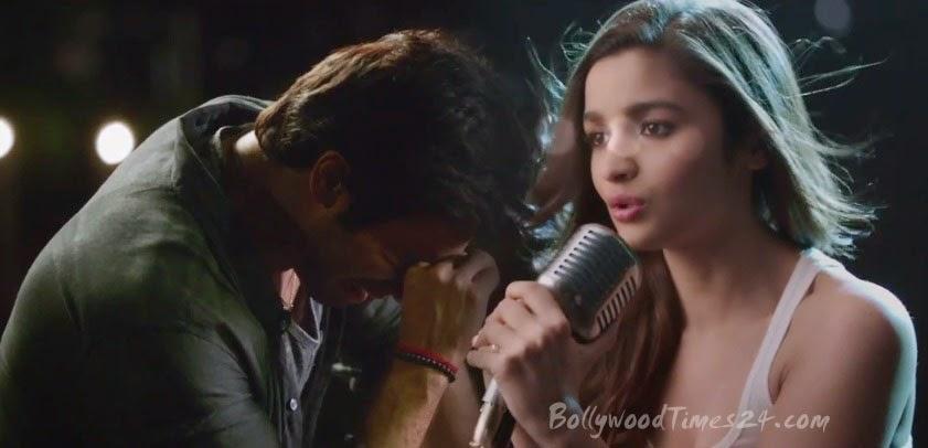 Alia Bhatt sung a song name Samjhawan (Unplugged)