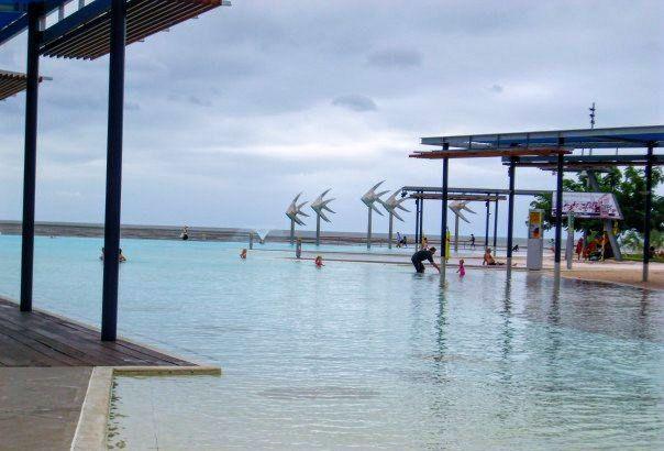 community pool cairns