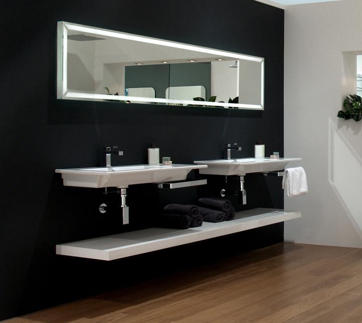 Espejos con iluminaci n incorporada para no perder detalle for Iluminacion para espejos