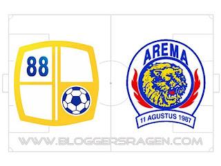 Prediksi Pertandingan Arema vs PS Barito Putera