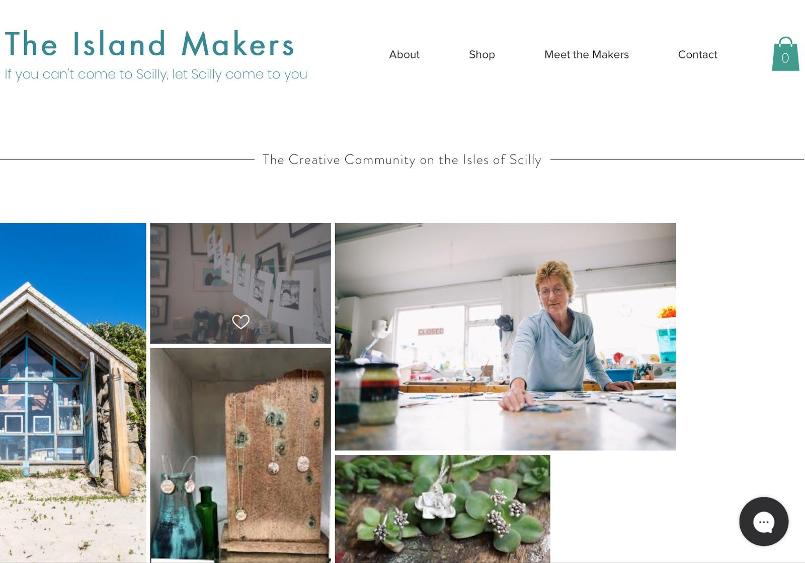 Island makers