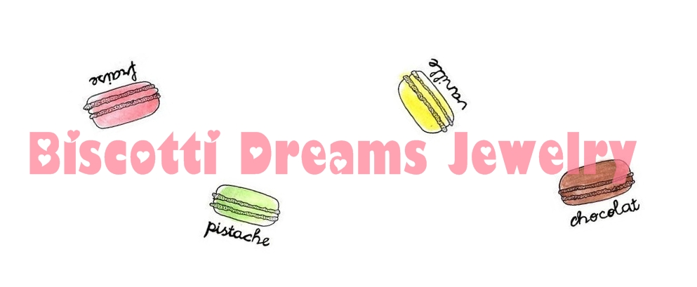 Biscotti Dreams Jewelry