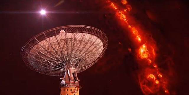 Lorimer Burst: Radio Waves From Another Galaxy Baffle Scientists