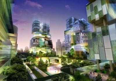 biodiverse city