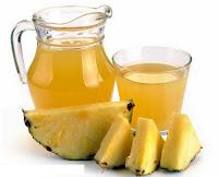 manfaat jus nanas untuk wanita