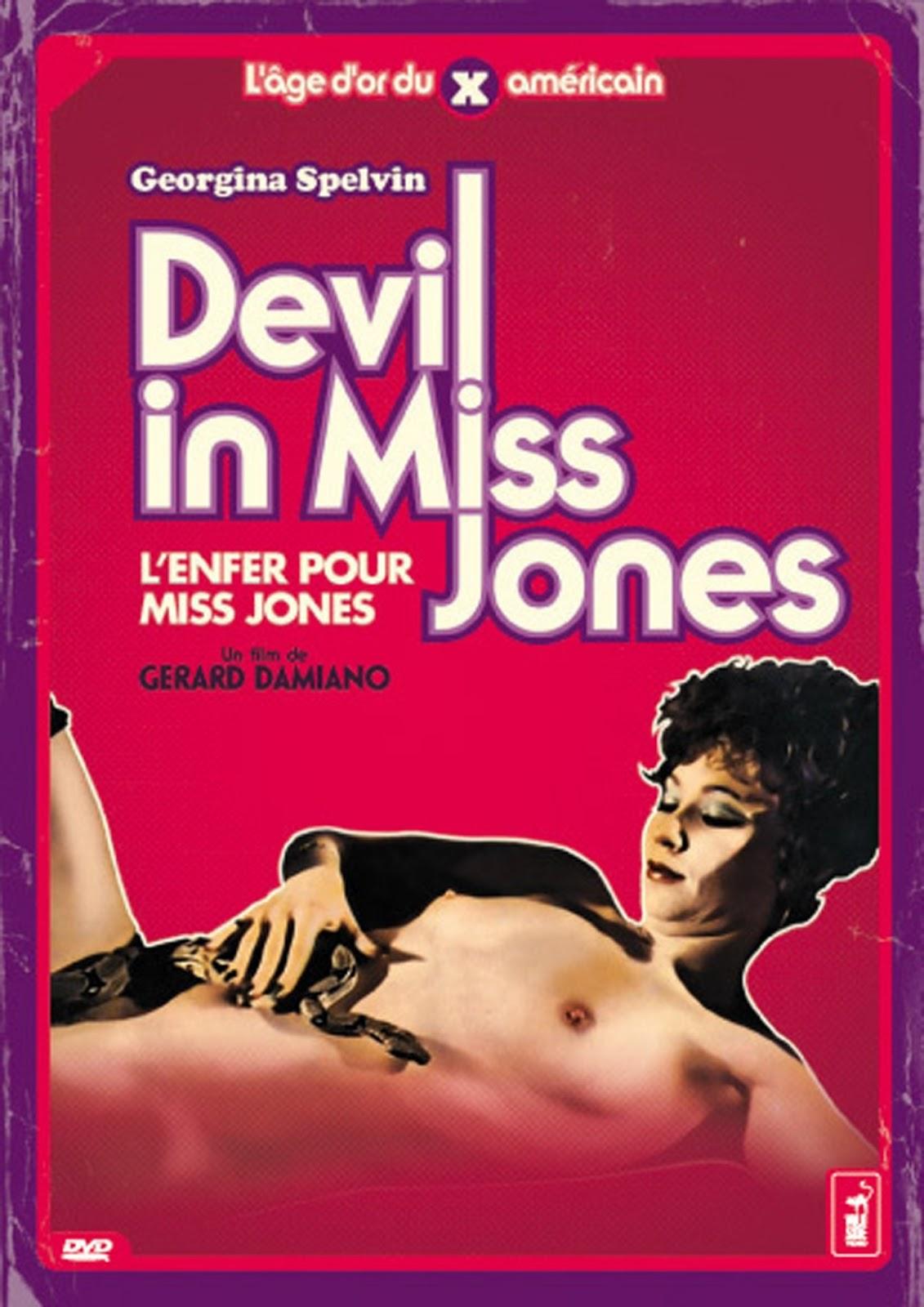 Diablo en el jones porno de miss jones