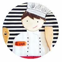 Costurilla delantales ersonalizados, pequeños cocineros