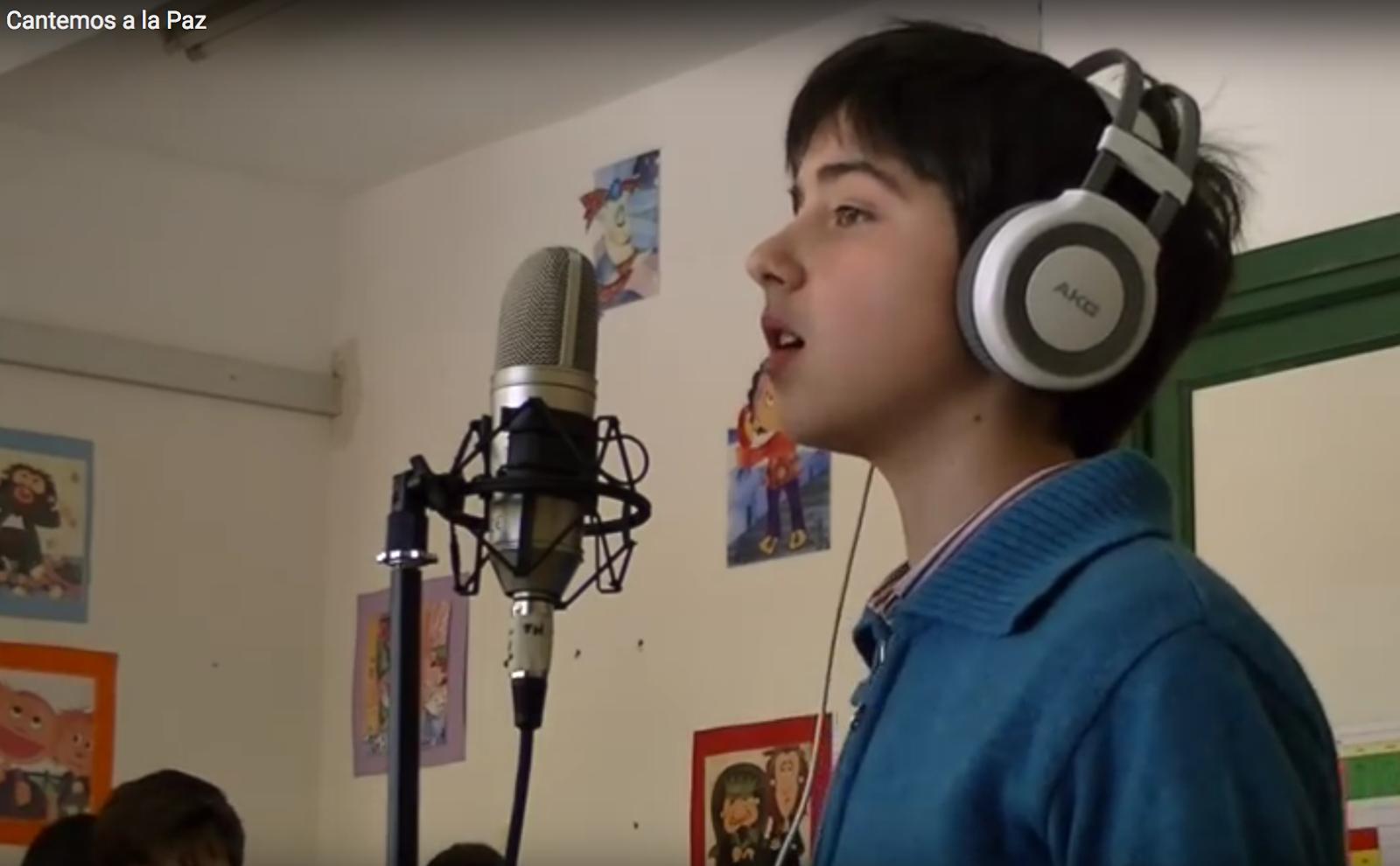 Proyecto Cantemos a la Paz