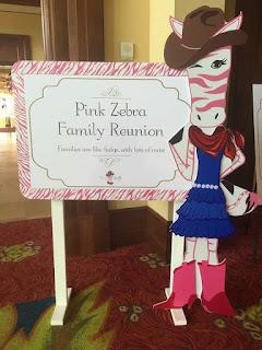Pink Zebra Reunion