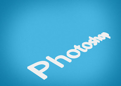 Membuat Tulisan 3D Dengan Photoshop 9
