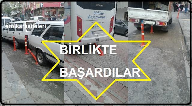 Belediye Yapar Belediye Bozar