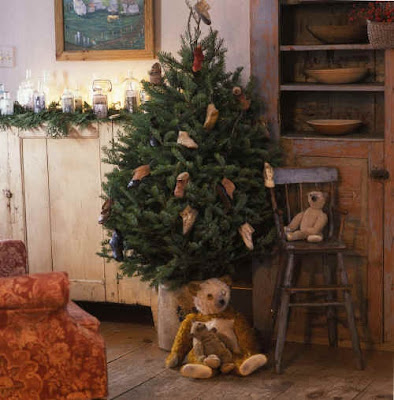 Pinterest~Images From Primitive Christmas Ideas Board~