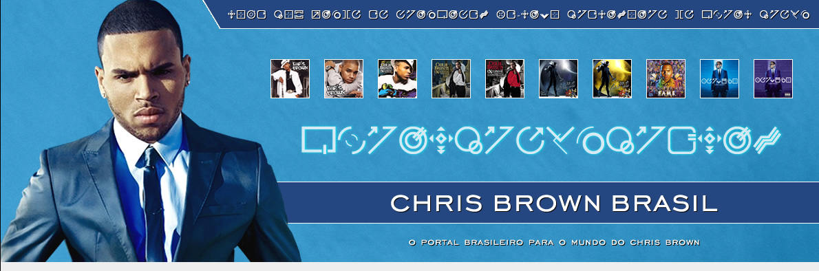 CHRIS BROWN BRASIL