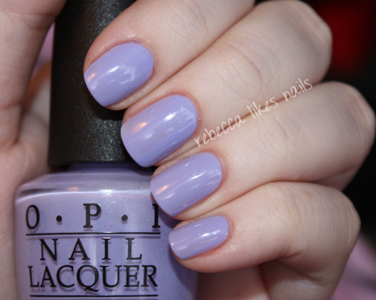rebecca likes nails: my picks from the OPI Euro Centrale Collection