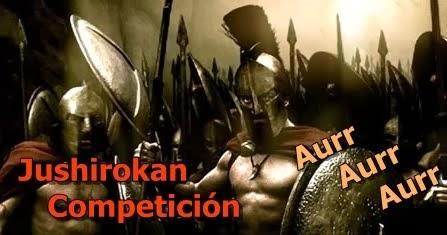WEB - Jushirokan Competicion