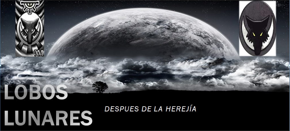 Lobos Lunares: Despues de la Herejia
