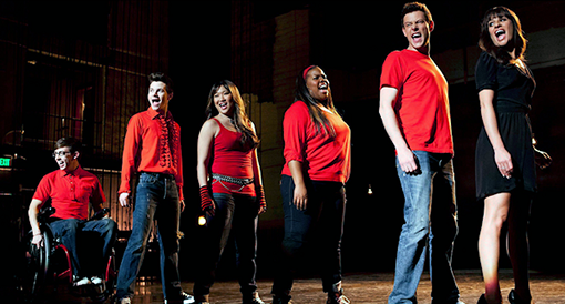 Glee 4x19. Sweet Dreams