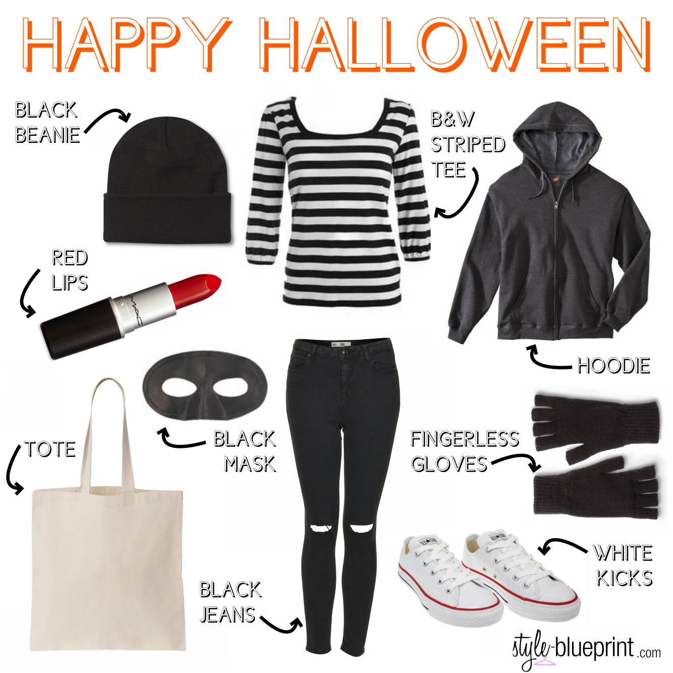 Happy Halloween | style-blueprint