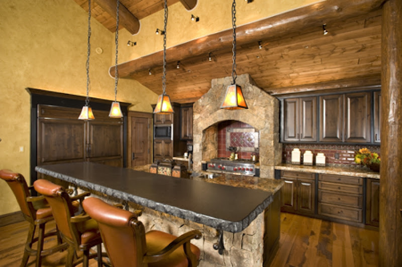 Western Kitchen Decorating Ideas