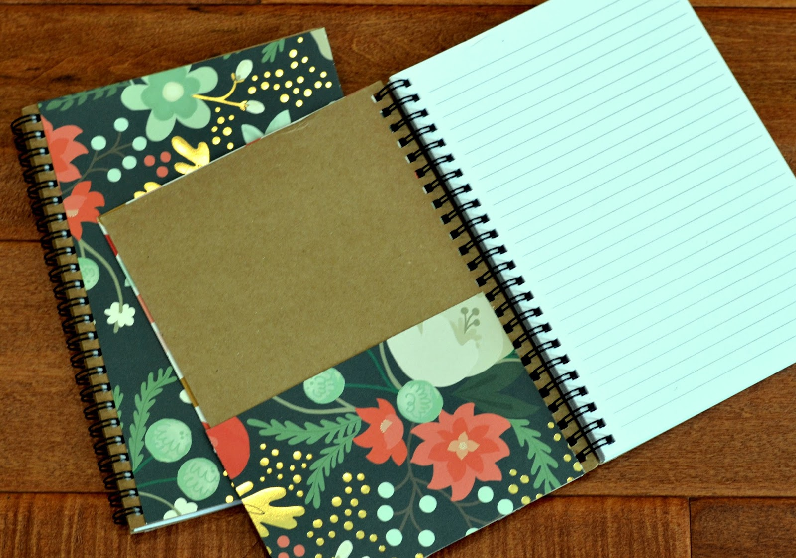 How to make scrapbook journal - That S It Now You Have Some Fancy Notebooks Just Waiting To Be Filled With All Of Your Thoughts These Make Great Teacher Gifts For The Holidays Or Teacher