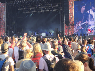V-Festival, High Flying Birds