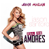 NEW MUSIC: JUAN MAGAN FT. PAULINA RUBIO 'MAL DE AMORES'
