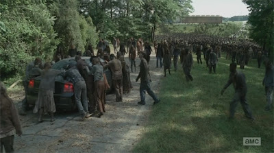The Walking Dead 4x03 - Isolation