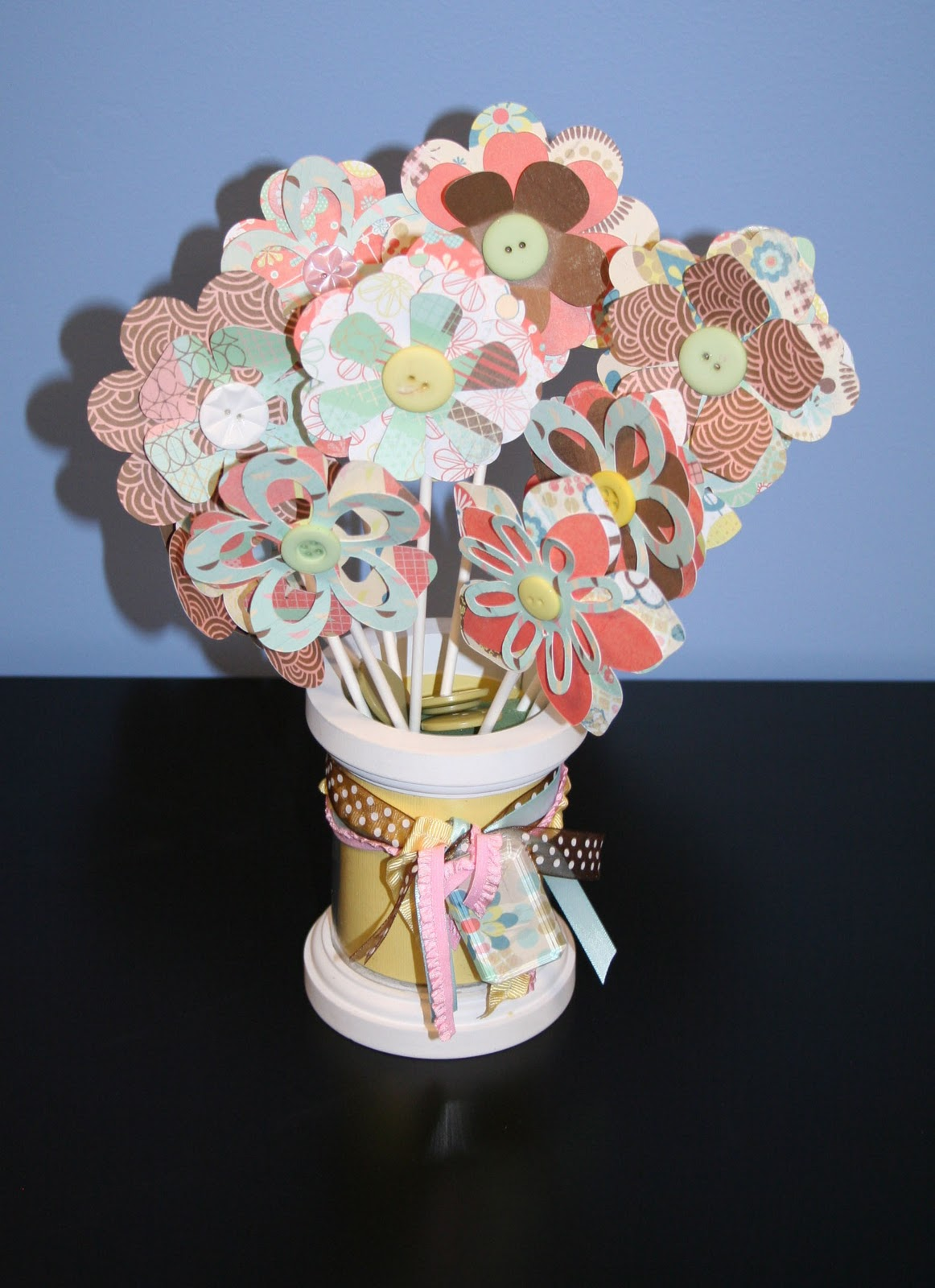 Oh My Crafts Blog Bunches of Springtime