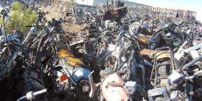 Kuburan Mobil Paling Seram
