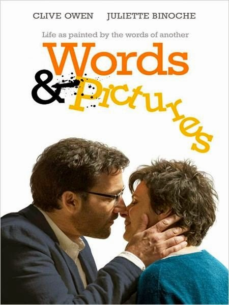 Words and Pictures en Streaming
