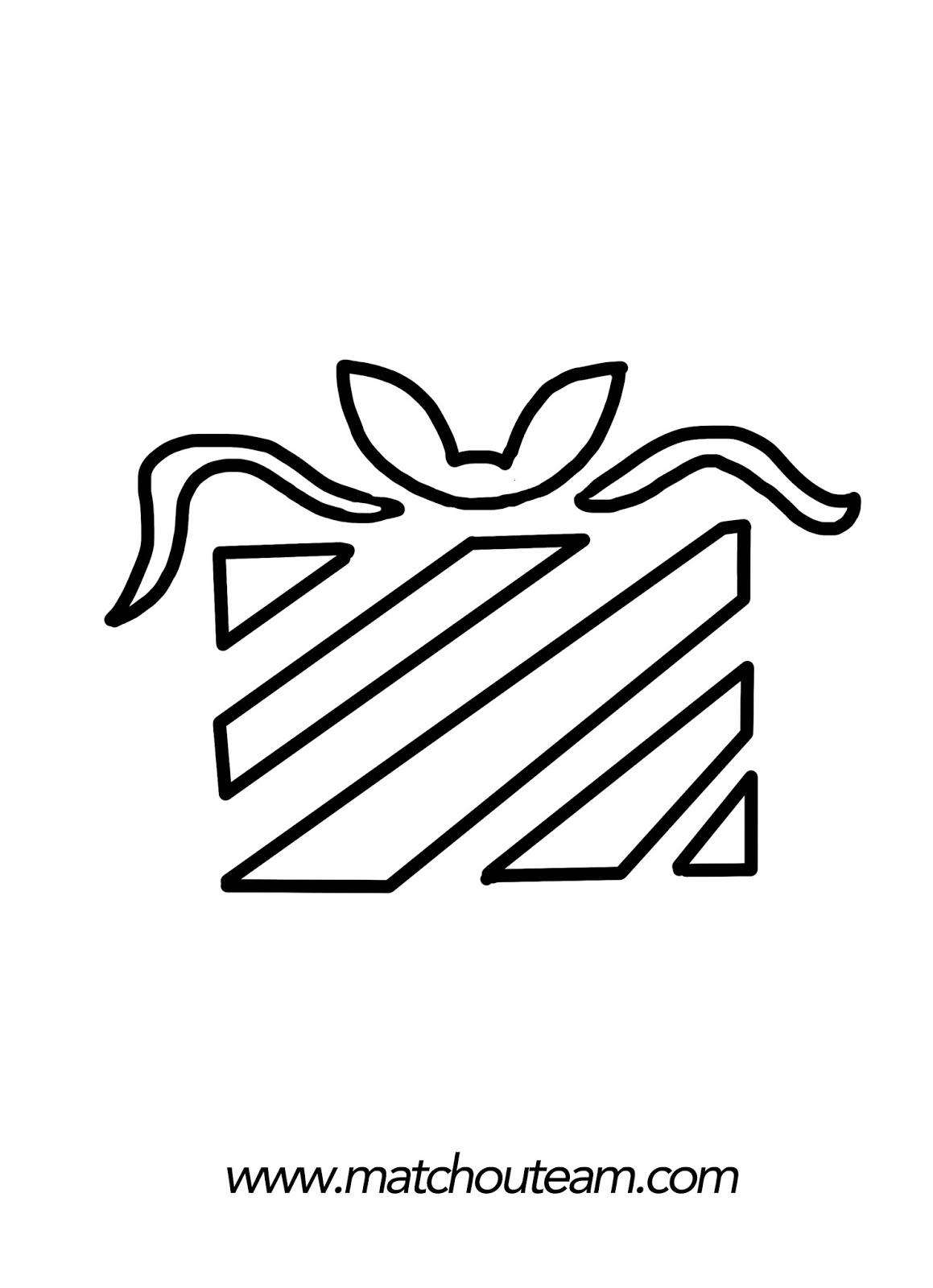 pochoir cadeau