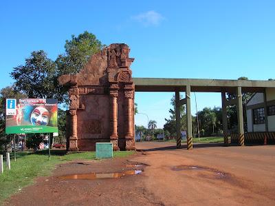 San Ignacio, Misiones,Argentina, vuelta al mundo, round the world, La vuelta al mundo de Asun y Ricardo