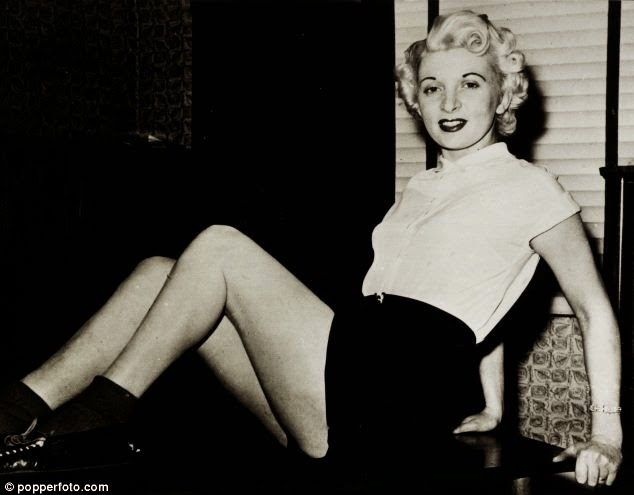Bytes Ruth Ellis The Last Woman Hanged In Britain