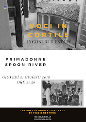 VOCI IN CORTILE - SPOON RIVER