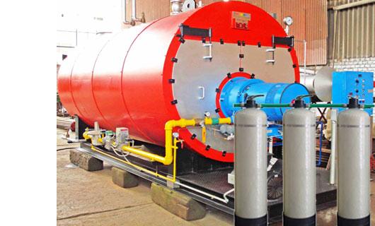xử lý nước cấp nồi hơi tại Thanh Hóa