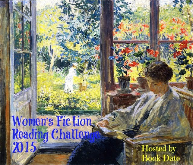 Women's Fiction reading challenge 2015