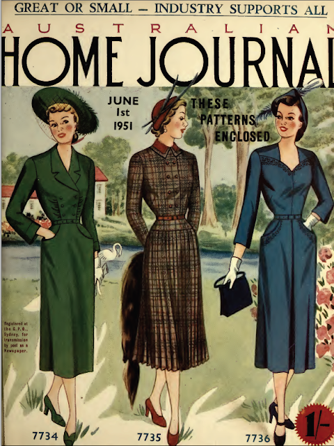 Australian Home Journal 1st June 1951